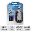 Journey's Edge LED Hanging Light – 27 LED, Magnetic Base, Built-in Hook, 3x AAA Batteries Powered for $5.99