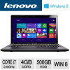 Lenovo Z580 59345242 3rd Gen Intel Core i7-3520M 2.9GHz, 4GB RAM, 500GB, 15.6-inch for $519.99
