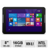 Ematic 8″ IPS Quad-Core Windows Tablet for $74.99
