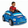 Power Wheels Hot Wheels VW Beetle Ride On Toy – $44.99 AC + FS using SYWM @ Kmart DOD