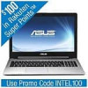 "ASUS S56CA-WH31 15.6"" Ultrabook, Intel Core i3-3217U (1.7GHz), 4GB DDR3, 500GB, 24GB SSD for $419 + $100 Rakuten Po…"