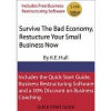 FREE Amazon kindle e-books: Survive the bad economy (was $199), 7 Day Detox Plan, Paleo Slow Cooker, and other Health/Co…