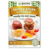 GoPicnic Ready-to-Eat Meals Turkey Slices & Cheddar (Pack of 6) by GoPicnic. Amazon warehouse. $10.80.