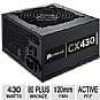 Corsair CX430 V2 430W Power Supply $18 AC/AR + FS at TigerDirect