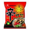 Nong Shim Shin Noodle Ramyun, Gourmet Spicy Picante, 4.2-Ounce Packages (Pack of 20) $16.52 (15.69 w/ S&S) + Free Ca…