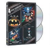 4 Film Favorites: Batman Collection DVD 5.49 + tax with fs