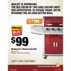 Brinkmann 4-Burner Gas Grill in Red for $99 at Home Depot B&M only (was $199) *Unadvertised Special, starting Thurs …