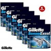 30 Gillette® Sensor Excel® Razor Cartridges. $35.99 + free shipping