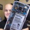 DIY Transparent Galaxy S8