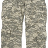 Military BDU Pants &#8211; Army Cargo Fatigue Camouflage Camo for $27.49