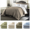 1000 Thread Count Luxury Colonial Home Sheet Set – Choice of Five Colors! for $59.99