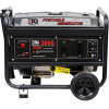 ETQ 4-Cycle Gas Powered Portable Generator w/ 7 HP, 3600 Maximum Wattage, 208cc, & 13 Hour Run Time! for $299.99