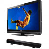 Entertainment Combo: Vizio 37″ LED TV and RCA 3-Channel Soundbar with Built-in WiFi! for $299.99