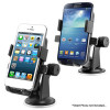 2 Pack: iOttie Easy One Touch Car Windshield/Dashboard Mounting Phone Cradle, For All Popular Smartphones! for $27.99