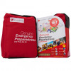 Emergency Preparedness 167-Piece Family Size First-Aid Kit w/ Case-Be Prepared for National/Weather Disasters! for $17.9…