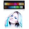 Smile Arts Blendable Hair Chalk in 24 Assorted Colors – 32 inches of Chalk! for $14.99