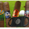 Summer Cigar Sampler from Mike's Cigars w/Bonus Double Guillotine Cutter! for $14.99