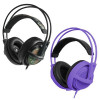 SteelSeries Siberia V2 Full-Size Gaming Headset with Retractable Microphone and Integrated Volume Controller! for $37.99