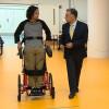 Sitting & Standing Wheelchair