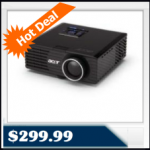Acer K11 DLP SVGA Pocket Size Projector 200 ANSI Lumens for $299.99