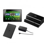 BlackBerry 32GB PlayBook 7.0″ Touchscreen Entertainment Tablet Bundle wth BlackBerry Accessories – $329.00