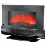 Bionaire Electric Fireplace Heater with Remote Control – $144.99